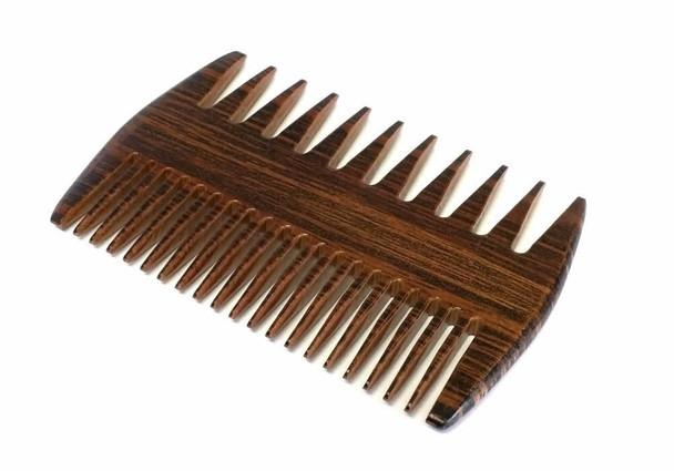 Speert Handmade Wooden Beard Comb #DC26K