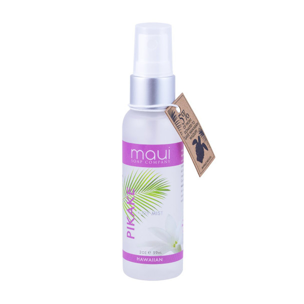 Maui Soap Company Pikake Body Mist - 2 oz