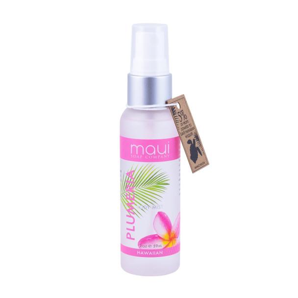 Maui Soap Company Plumeria Body Mist - 2 oz