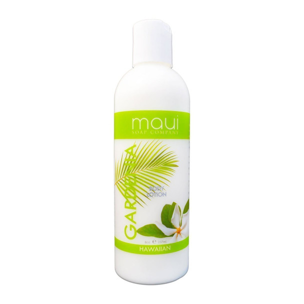 Maui Soap Company Gardenia Body Lotion - 8 oz
