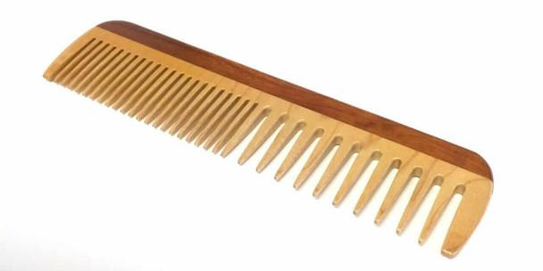 Speert Handmade Wooden Beard Comb #DC17R