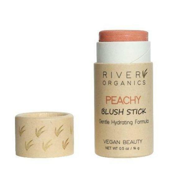 River Organics Vegan Blush Stick - Peachy