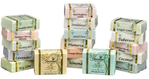 Grecian Soap Company Goats Milk and Olive Oil Soap - 5 oz