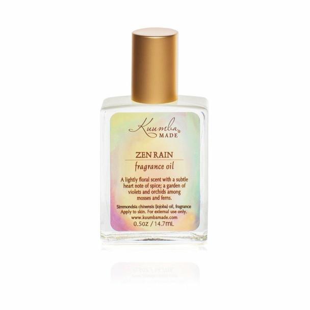 Kuumba Made Zen Rain Fragrance Oil - 1/2 oz