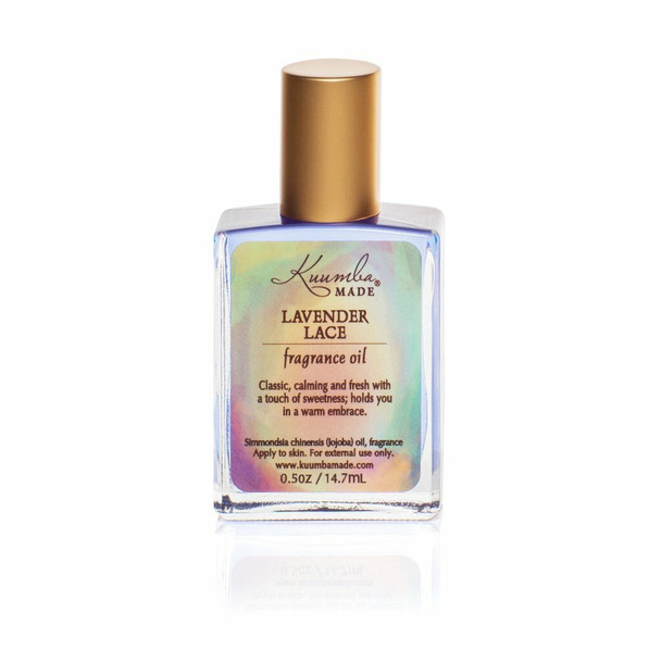 Kuumba Made Lavender Lace Fragrance Oil - 1/2 oz