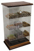 250 Count Acrylic Display Humidor