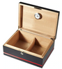 Black and Red Humidor