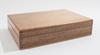 Americana Solid Mahogany Flatware Chest