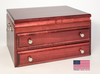 Presidential 1-Drawer Flatware Chest with Lift-Out Tray