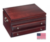 Presidential Super 1-Drawer with Lift-Out Knife Tray Flatware Chest