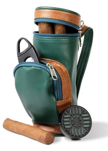 Golf Bag Humidor