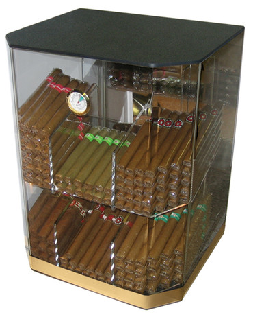 150 Count Acrylic Display Humidor