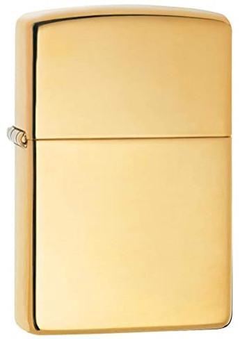 Zippo Classic Brass