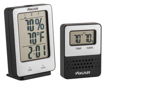 Puro Temp Wireless Hygrometer System