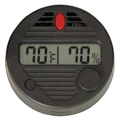 Digital Round Hygrometer