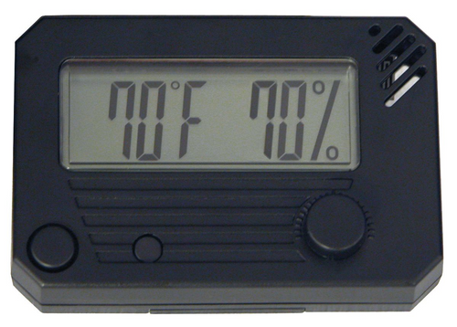 Rectangle Digital Hygrometer