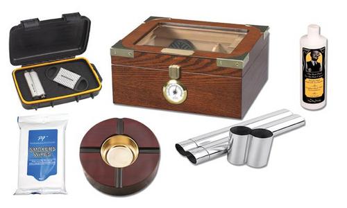 The Capri Glasstop 5 piece kit