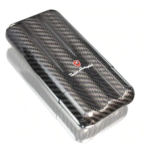 3 Finger Carbon Fiber Case