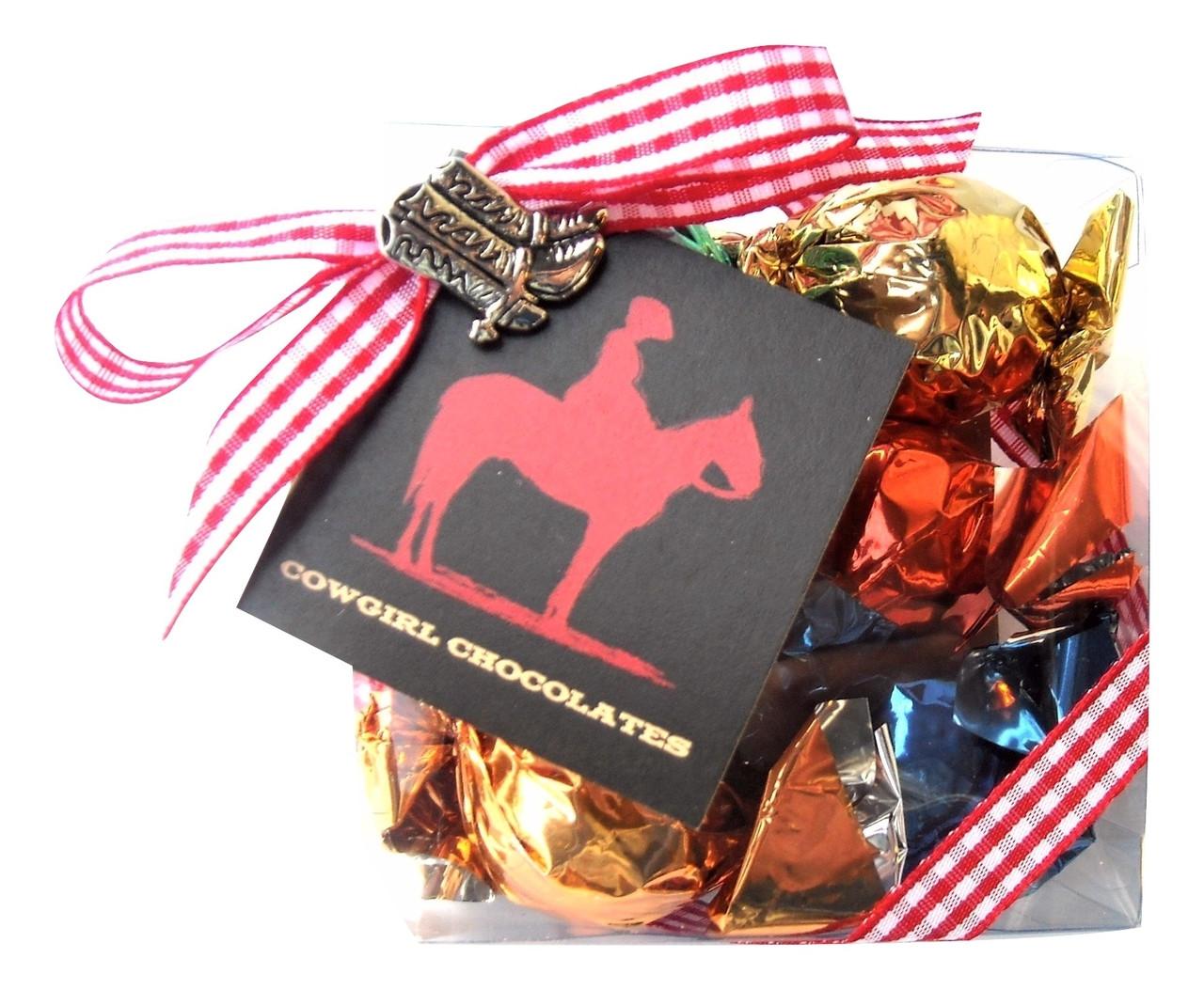 Six Shooter Gift Box - Cowgirl Chocolates