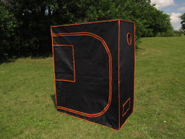 "Grow Tent 06 - 100% Mylar 600D Reflective Greenhouse for Hydroponics 48""x24""x60"""