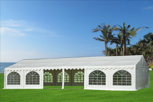PVC Party/Wedding Tent 40'x20' - Heavy Duty Canopy - Fire Retardant