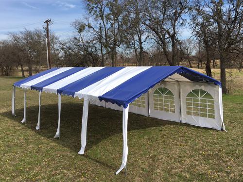 32'x16' Budget PVC Wedding Party Tent  - Color Tents