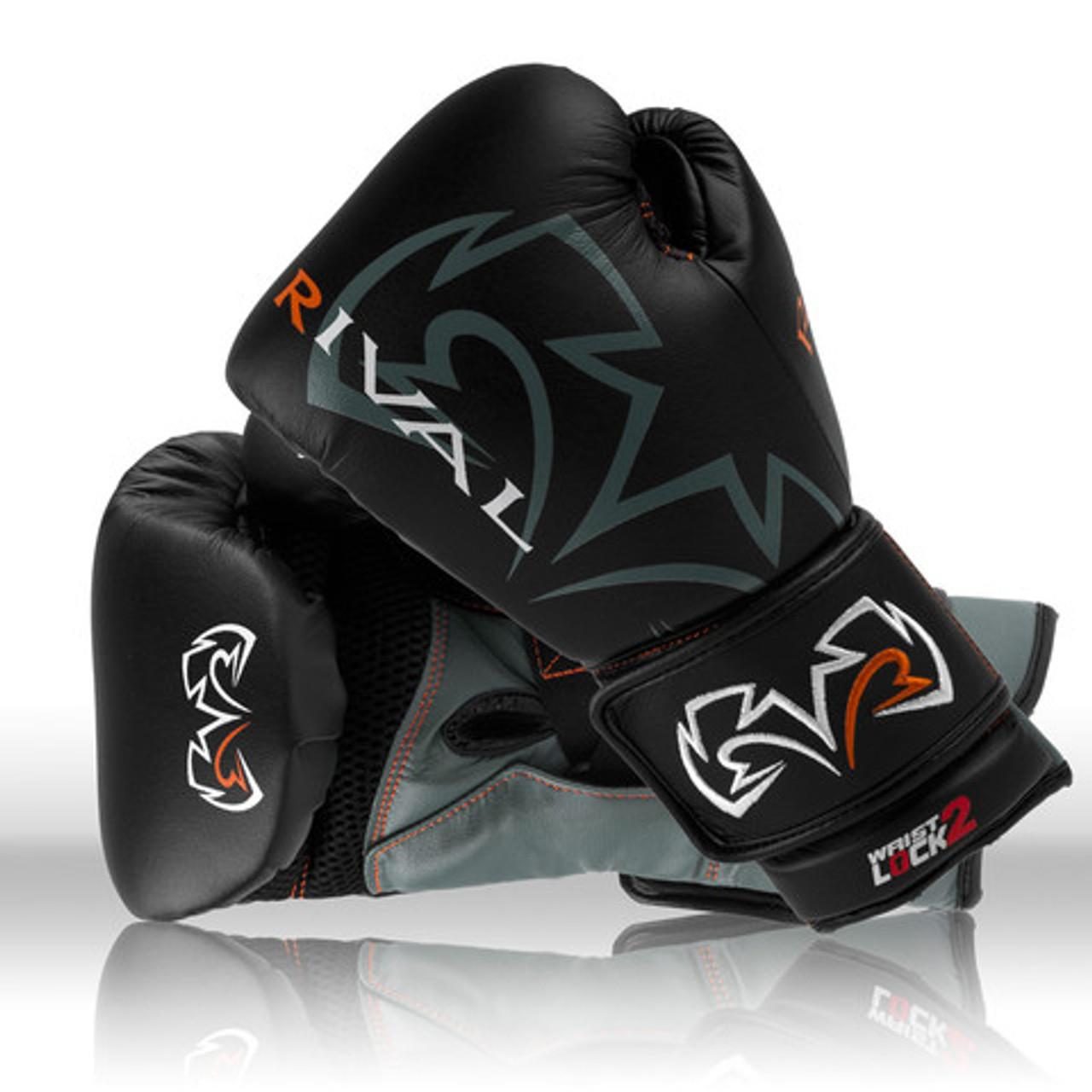 Rival Boxing Gloves Sparring Evolution RS11V White