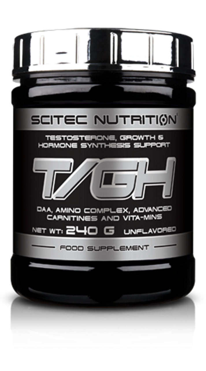 Scitec Nutrition T/GH Testosterone growth & hormone synthesis support - Battle Box UK