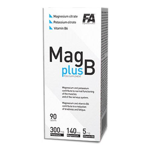 FA ENGINEERED NUTRITION MAG PLUS B Magnesium, Potassium and Vitamin B6