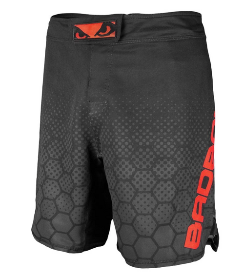 Bad Boy Legacy 3.0 Shorts - Black/Red