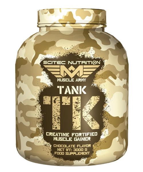 CrossTrainingUK - Scitec Nutrition TANK Chocolate 3000g