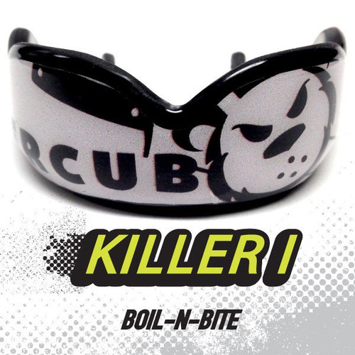 DAMAGE CONTROL KILLER CUB I HIGH IMPACT MOUTHGUARD BattleBoxUk.com