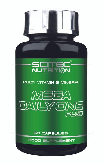 CrossTrainingUK - Scitec Nutrition MEGA DAILY ONE PLUS Multi Vitamin & Minerals