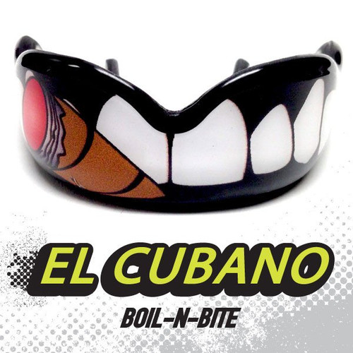DAMAGE CONTROL El Cubano EXTREME IMPACT MOUTHGUARD www.BattleBoxUk.com