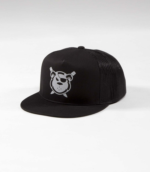 The RAID KILLER CUB Virus Snap Back Mesh Hat (Uco43)  - www.BattleBoxUk.com