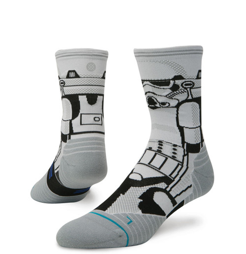 "STANCE ""TROOPER"" SOCKS WWW.BATTLEBOXUK.COM"