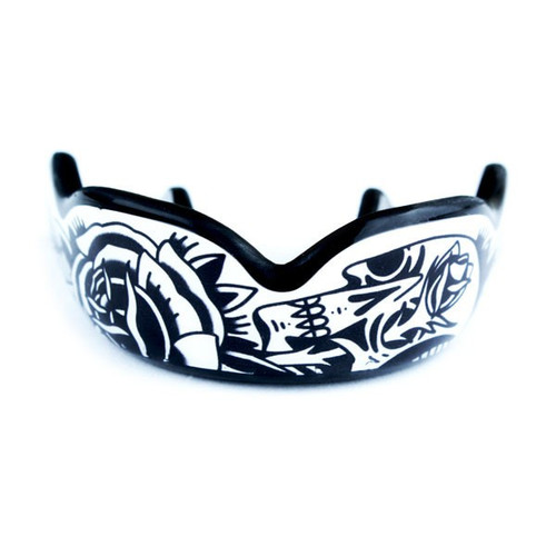 DAMAGE CONTROL BlackArts HIGH IMPACT MOUTHGUARD - www.BattleBoxUk.com