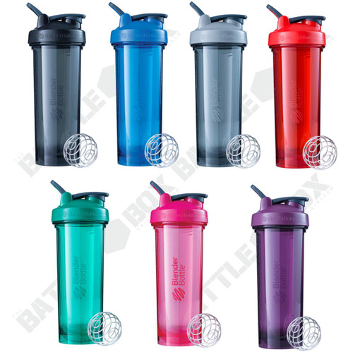 Blender Bottle ® Pro32 940ml / 32oz Mixer Water Protein Shaker Cup - www.BattleBoxUk.com