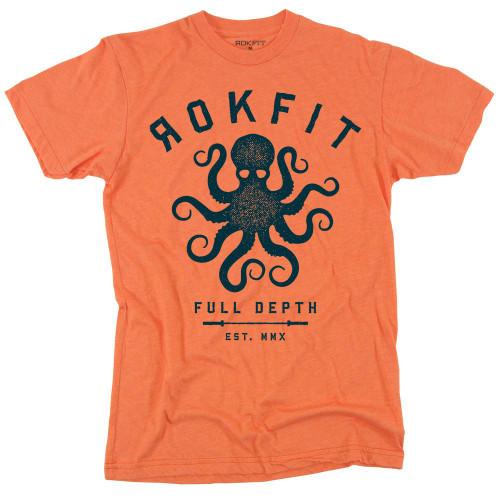 ROKFIT FULL DEPTH T-shirt - www.BattleBoxUk.com