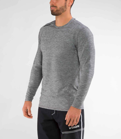 VIRUS CO33 | STAY COOL HYDRO LONG SLEEVE FUNCTIONAL FIT TOP