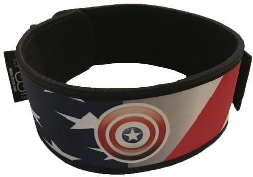 2POOD S.H.I.E.L.D. Straight Belt (w/ WODclamp®) www.BattleBoxUk.com