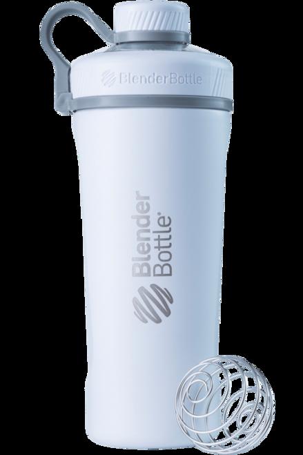 BLENDER BOTTLE®   RADIAN™ INSULATED STAINLESS STEEL   WHITE WWW.BATTLEBOXUK.COM