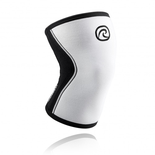 REHBAND 2018 EDITION | RX 5MM KNEE SLEEVE | WHITE - www.BattleBoxUk.com