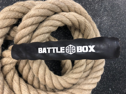 Battle Box Climbing Rope - www.BattleBoxUk.com