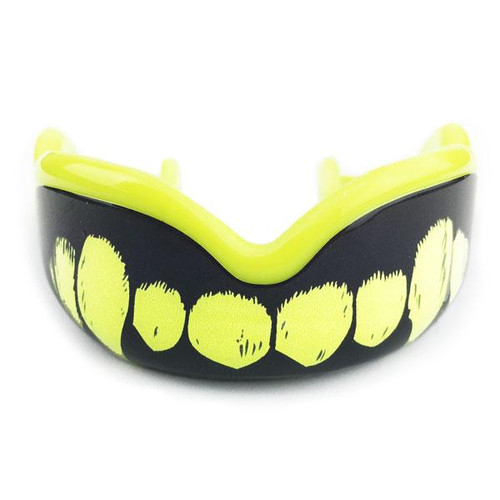 DAMAGE CONTROL FANGRENE HIGH IMPACT MOUTHGUARD GUM SHIELDS - www.BattleBoxUk.com