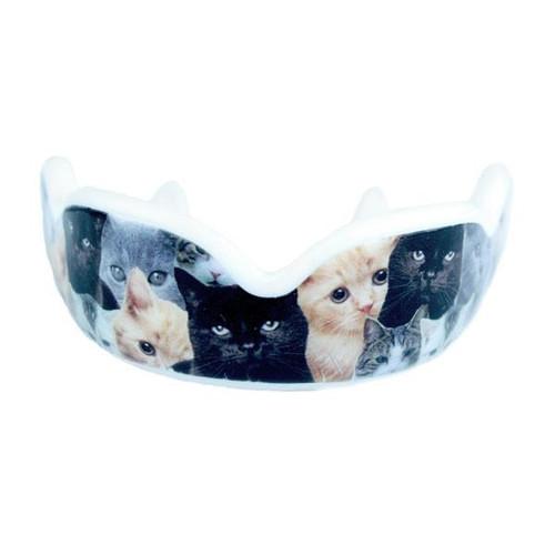 DAMAGE CONTROL Kitty CATastrophe HIGH IMPACT MOUTHGUARD GUM SHIELDS - www.BattleBoxUk.com