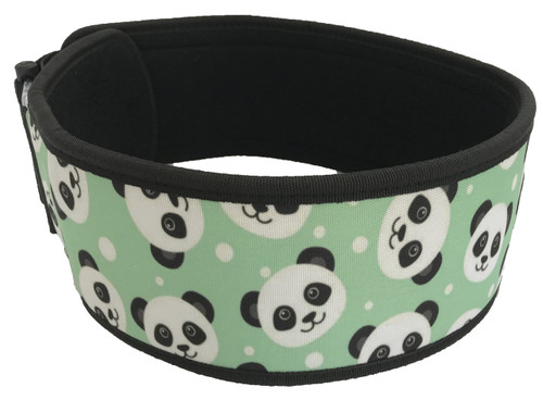 2POOD   Panda Straight Belt (w/WODclamp®)  www.battleboxuk.com