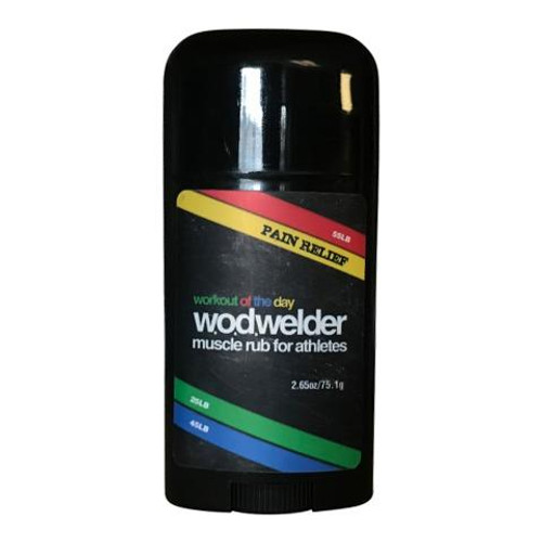W.O.D.WELDER | Muscle Rub | Relieve Sore Muscles and Achy Joints Naturally www.battleboxuk.com