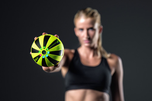 HYPERICE | HYPERSPHERE | 3 Speed Hi-intensity Vibrating Massage Ball www.battleboxuk.com