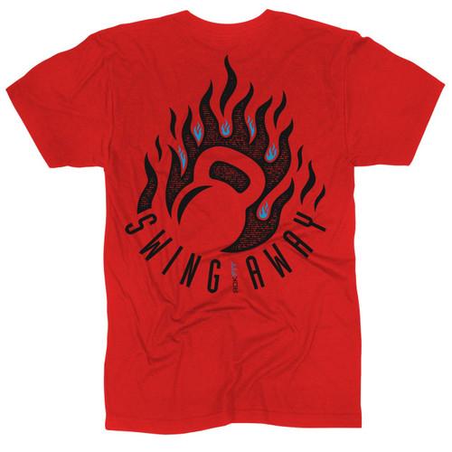 ROKFIT | MEN | SWING AWAY T-shirt - www.BattleBoxUk.com